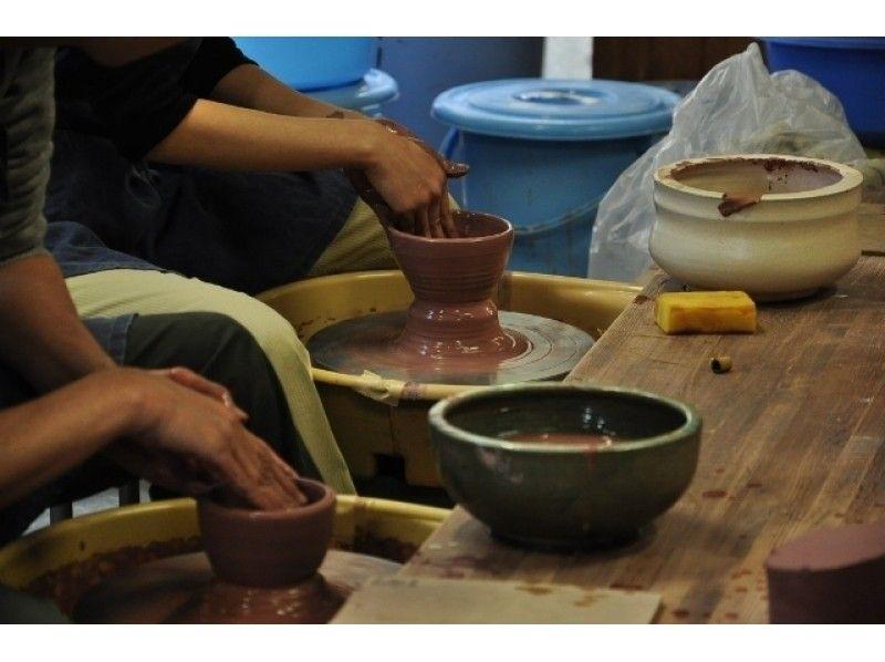 【鹿児島・日置】美山陶游館で「ろくろ陶芸体験」手ぶらでOK!の紹介画像