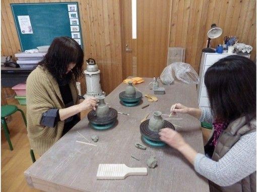 【鹿児島・日置】美山陶游館で「手びねり陶芸体験」手ぶらでOK!最大50名迄の団体様も歓迎!