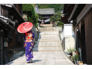 【愛媛・西予】着物体験・着物美人へのパスポート♪「オプションプラン・記念撮影」の画像