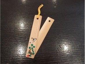 【福岡・博多】博多の伝統工芸に触れる~博多曲物絵付け体験~【木曜日開催】の画像