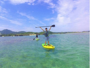 【Okinawa · Nago City】 Image of Stand Up Paddle Board (SUP) Experience (60 minutes)