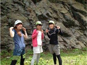 【長野・白馬】自然の中で登ろう!アウトドアクライミング 午前の部