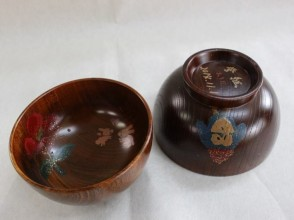 [Ishikawa Prefecture · Kaga City] Letter painting experience! Let's make your own original bowl! Bowl painting experience plan!
