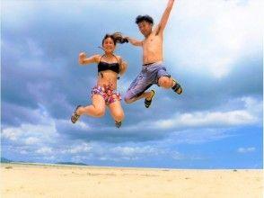 【沖縄・石垣島・シュノーケリング】幻の島上陸とシュノーケリングツアーの画像