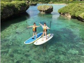 電暈對策店鋪! [沖縄/宮古島]划槳體驗課程