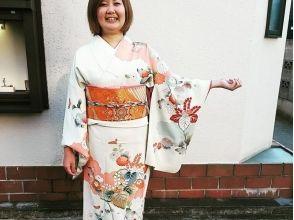 [湘南鎌倉]和服租賃★古董和服計劃★