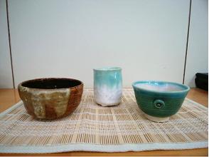 【群馬・渋川】陶芸体験「手びねり・2点制作」プランの画像