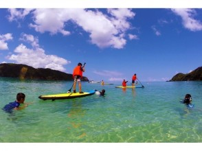 【鹿児島・奄美大島・SUP】~国直の景色をゆったり堪能~水上散歩ツアー♪の画像