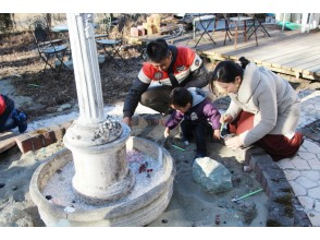 [Tochigi/ Nasu] Jewelry hunting experience where natural stones can be digged! Parents and children can enjoy together!