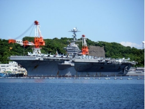 【Tokyo Departure · Bus Tour】 US Navy Yokosuka Base Inside Tour & Maritime Self-Defense Force Base Viewing Cruise 【10227】