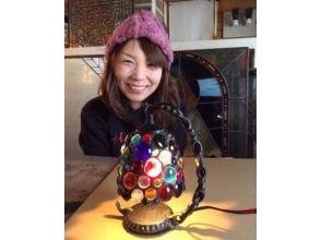 【静岡・伊豆高原】ナギットで作る釣鐘制作★気軽にステンドグラス体験の画像