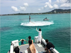 【Okinawa · Ishigakijima】 Image of Jet Blade · SUPPY Cruise Cruise