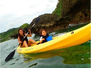 A sea kayaking experience that you can enjoy from 1 year old