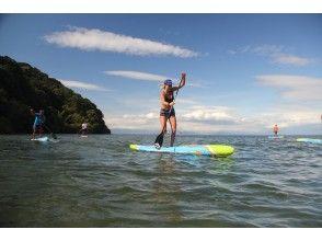 【滋賀・琵琶湖】日本一大きな湖『びわ湖』でSUPスクール♪お得な1日×3回コース【おススメ】