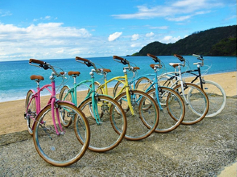 [Kagoshima · Amami Oshima · Cycling] Enjoy dynamic scenery! Introduction image of Miyakozaki bike tour ♪