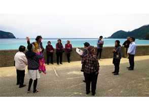 【Kagoshima · Amami Oshima · Sightseeing Guided Tour】 An image of the island's history and the people's living Kunikazu village bra walking tour image