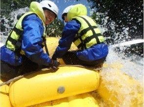 【山形県朝日町】最上川ラフティング半日コースの画像