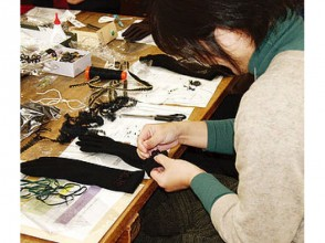 """【Kagawa · Teruda】 Was there even winter in the original gloves ♪ image of the """"hand-guitar making"""" experience plan"""