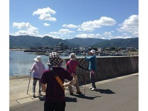 【Kagawa · Teruda】 Information on the townscape of Dorita ♪ Nordic walking town walking plan ★ Images of the 4th Sunday only every month ★