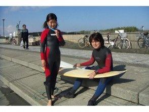 [Kanagawa / Shonan / Surfing] Parent and child surfing limited to 2 people more (adult 5000 yen Child 4500 yen) ★Family plan★
