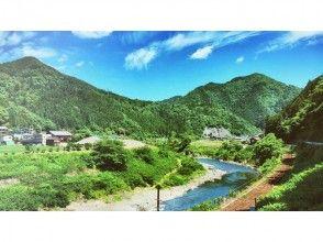 【岐阜・郡上八幡】長良川サイクルクルーズ ♪「大自然コース」3時間の画像