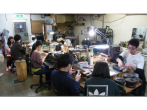 [Tokyo ・ Nerima] Metalworking skill experience! Technique for making accessories Wax processing experience plan!