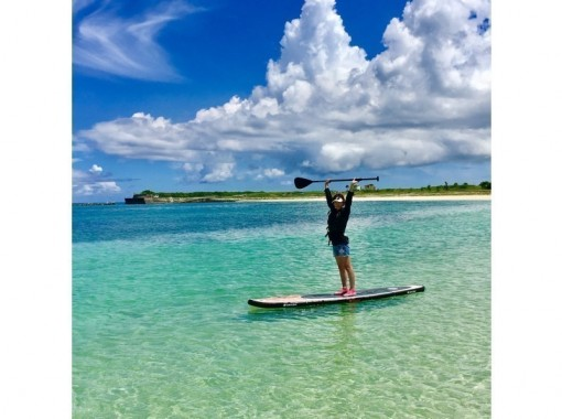 [Okinawa / Miyakojima] A popular plan where you can enjoy both snorkeling and snorkeling at once! Free rental of waterproof camera and wet suit! ️ Mask and snorkel disinfect every time!の紹介画像