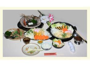 """[ยะมะนะชิฟุ] Koshu พิเศษ """"Hoto ประสบการณ์ก๋วยเตี๋ยวและอาหาร"""" ในภาพ Shosenkyo แผน♪ของ"""