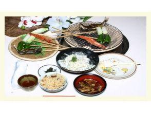 【山梨・甲府】昇仙峡で山梨郷土料理「おざらづくり&お食事」プラン♪の画像