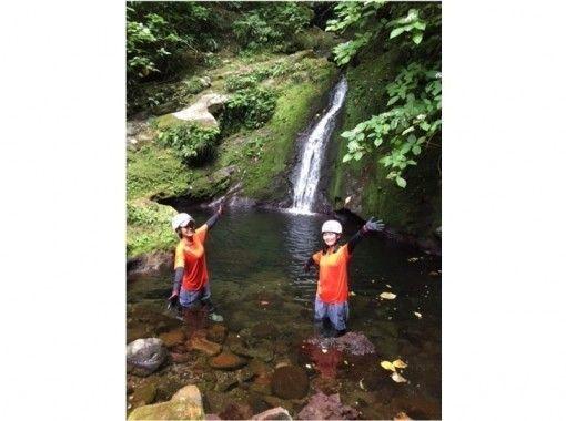 【東京・八丈島】体験型 大滝・三段の滝トレッキング