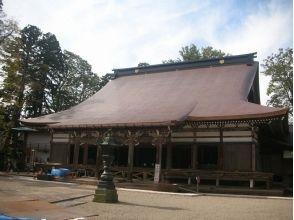 【富山・五箇山】越中の小京都 城端 を楽しむ歩き旅(4時間コース)
