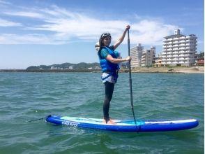 【千葉・幕張】検見川浜で体験SUPスクール(半日コース)★写真無料★の画像