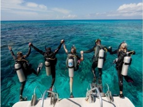 【Okinawa · diving license】 PADI scuba diver! Challenge the lowest price in Okinawa! Okinawa people guide ♪