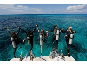 【Okinawa · diving license】 PADI scuba diver! Challenge the lowest price in Okinawa! Okinawa lecturer ♪