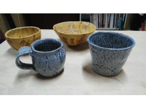 【長野・小布施】座敷わらしのいる郷の工房で陶芸体験!湯呑・マグカップ制作プラン!の画像