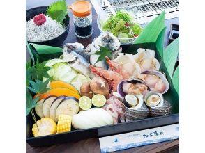 [和歌山市,嘉田] BBQ兩手空空!享受海灘燒烤海鮮BBQ! (溫泉洗浴門票半價用)