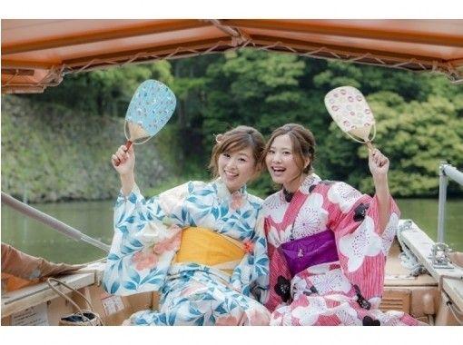 【島根・松江】浴衣レンタルプラン・貸出~17:00まで着られる ♪の紹介画像
