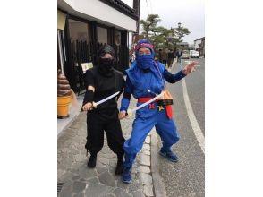 [島根松江]忍服裝租賃計劃和貸款〜17:00的磨損♪的圖像