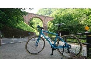 """[นากาโนะอิซาวะ] จักรยานให้เช่า♪ """"อิซาวะ ~ Usui - Yokogawa การเดินทาง"""""""