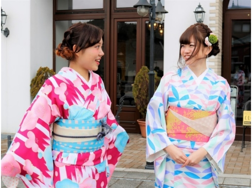 [Tochigi ・ Nikko] coming home with no hand OK! Good station! kimono Rental(standard plan)の紹介画像