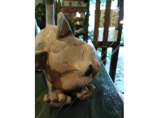 【長野・小布施】座敷わらしのいる郷の工房で陶芸体験!手のひらサイズのペットを作ろう