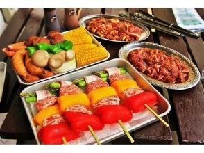 【長野・松本・美ヶ原】釣った魚も食べられる!!贅沢BBQプラン(わんちゃんOK♪2名以上限定)