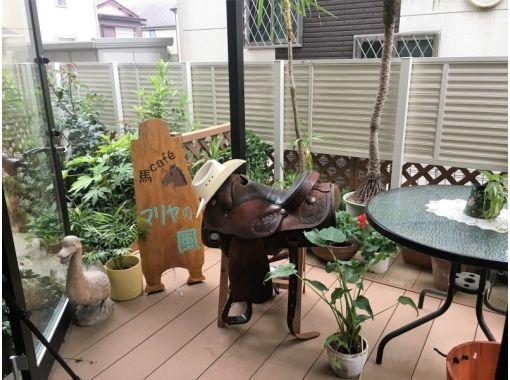 【東京・日野】BBQとセットでお得な乗馬体験 ♪(BBQ2時間+乗馬2時間+TeaTime1時間)