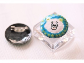 [Tokyo Aoyama] Cloisonne one day experience Fashionable advanced ☆ Pendant brooch making experience ☆ Copper plate + glass course ♪