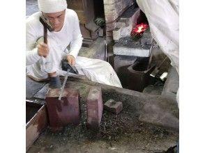 【岐阜・関】刀鍛冶が教える日本刀の材料で「小刀作り体験」  ※駅より送迎可能!