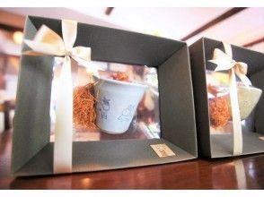 【東京☆新橋駅歩5分 手作りギフト】ありがとうを伝えるあったかプレゼント☆1回集中絵付けコース