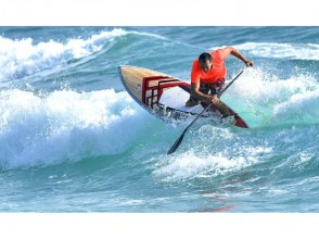 【Hiroshima City · SUP Surfing】 Lecture on the basics of WAVESUP Leave it to beginners to advanced experts