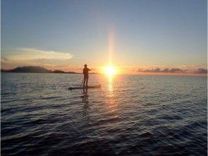 【沖縄・石垣島】サンセット&ナイトSUPの画像