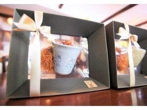 【大阪南堀江☆なんば駅 手作りギフト】ありがとうを伝えるあったかプレゼント☆1回集中絵付けコースの画像
