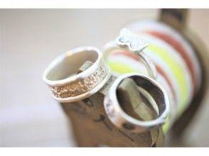 【福岡天神】銀粘土で作るシルバーリング体験☆毎日に気持ちいいを♪